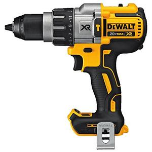 DEWALT 20V MAX XR Hammer Drill, Brushless, 3 Speed, Tool Only (DCD996B)