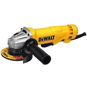 DEWALT Angle Grinder Tool, Paddle Switch, 4 12 Inch, 11 Amp (DWE402)