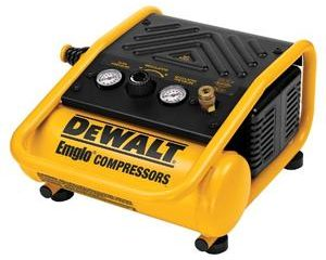 DEWALT D55140 1-Gallon 135 PSI Max Trim Compressor Review