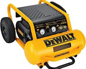 DEWALT D55146 4-1/2-Gallon 200-PSI Hand Carry Compressor with Wheels Review