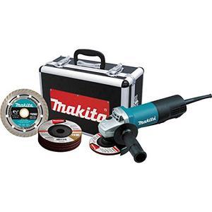 Makita 9557PBX1 4 12 Paddle Switch Cut OffAngle Grinder