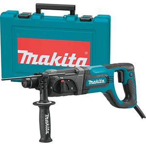 Makita HR2475 1 Rotary Hammer, Accepts Sds Plus Bits (D Handle)