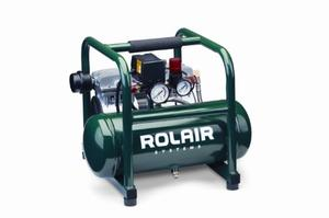 Rolair JC10 1 HP Oil-Less Compressor with Overload Protection and Low RPM for Quiet Operation Review