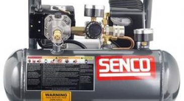 The Senco PC1010 Review – 1-Gallon Compressor