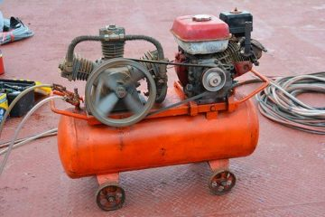 Different Types of Small Air Compressors