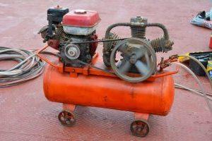 generator air compressor